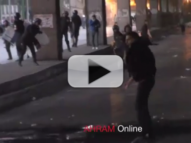 Police Crack Down on Cairo Protesters 26/1/2011 – Ahram Online