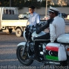 "Order begins to appear as a ""Free Libya"" police presence is seen in the streets"