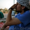 A doctor at frontline field hospital devastated by just loosing a young Libyan fighter