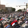 Friday noon prayer in Tahrir