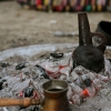 Jabana  – traditional southern Bedouin coffee