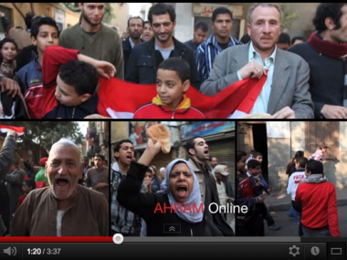 Egypt's Day of Rage (January 25, 2011)