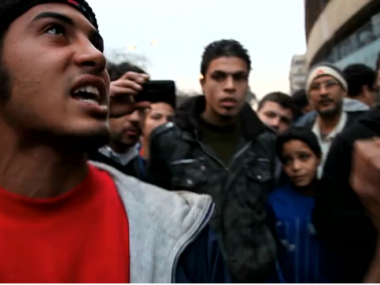 Egyptian rap against Tantawi (February 2012)